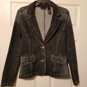 DKNY Jean's jean jacket size M nwot